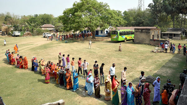 Votes being cast in favour of BJP, discrepancy in voter turnout: Fresh allegations by TMC