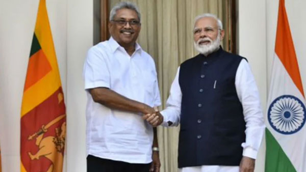 PM Modi speaks to Sri Lanka's President Gotabaya Rajapaksa, discusses issue of cooperation