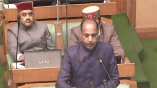 Himachal Pradesh CM Jairam Thakur to present state Budget 2021-22