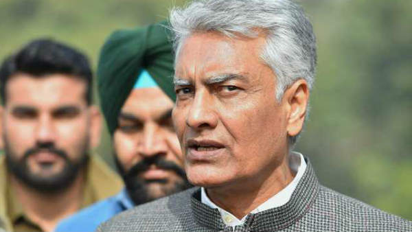 Punjab Congress chief Sunil Jakhar accuses G-23 dissident leaders of politics of opportunism
