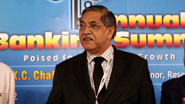 Former RBI deputy governor K C Chakrabarty passed away