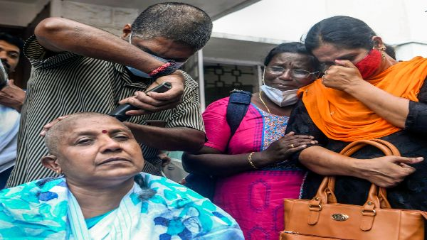 Kerala Polls: A day after tonsure protest, Lathika Subhash to make 'decisive decision'