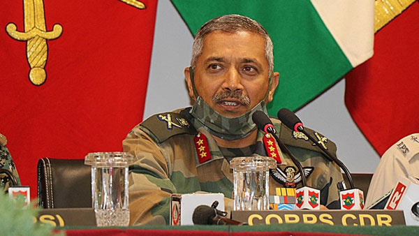 Will give ceasefire with Pak the best shot: General Raju