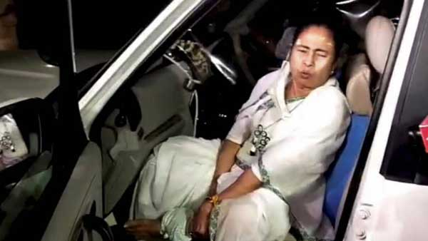 Nandigram: West Bengal Police register case over 'attack' on Mamata Banerjee