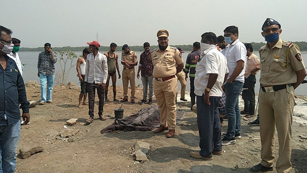 Cops find another body where Mansukh Hiren was found dead
