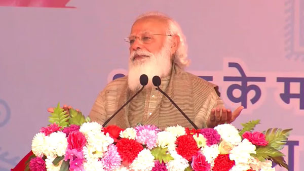 India to build a multipurpose community hall at the temple: PM