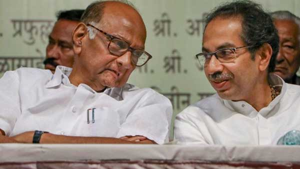 Cong, NCP leaders meet CM over Sachin Vaze issue