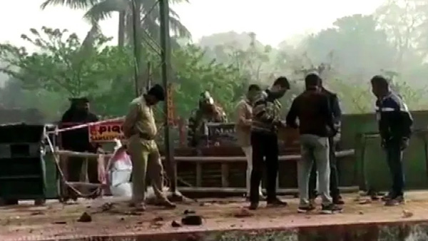 NIA raids 3 locations in Bengal, Jharkhand in connection with Nimtita Railway Station bomb blast case
