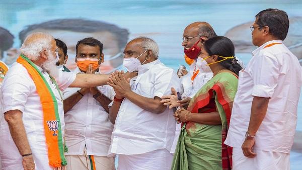BJP nominates former Union minister Pon Radhakrishnan for Kanyakumari Lok Sabha bypoll