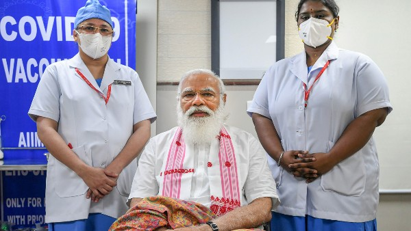 PM Modis move to get inoculated would instil confidence among people, remove hesitancy: AIIMS chief