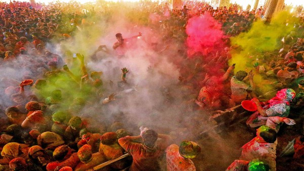 Holi 2021 celebrations banned: List of states, UTs that don't allow public gathering citing Covid-19 cases