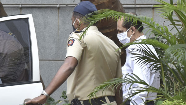 Sachin Waze procured explosives found in SUV near Ambani's house: NIA