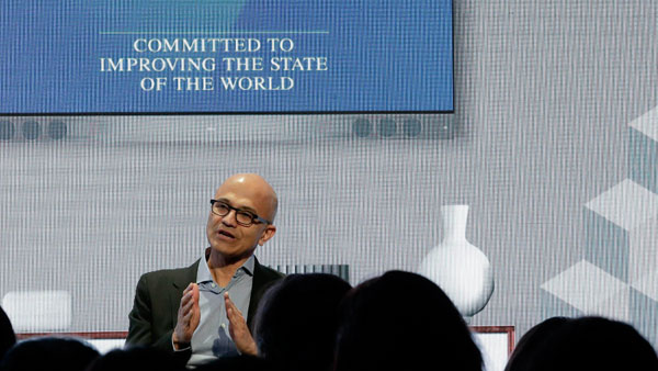 Appalled by ongoing crimes against Asian-Americans: Nadella
