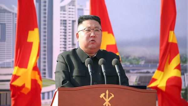 Seoul says North Korea fires 2 projectiles into sea as it revives its testing activity