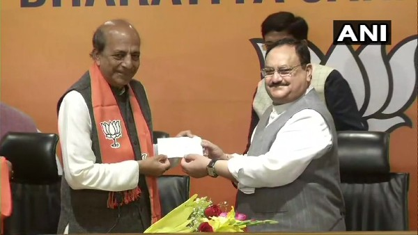 West Bengal Election 2021: Former TMC MP Dinesh Trivedi joins BJP, says 'Golden moment'