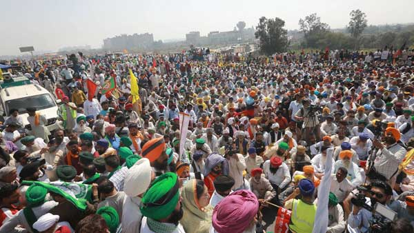 Farmers' Protest: Won't withdraw stir till farm laws repealed, says farmer unions