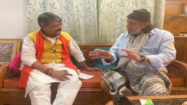 West Bengal: PM to address rally at Brigade ground, Mithun Chakraborty will attend, says Vijayvargiya