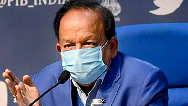 Harsh Vardhan to hold meet tomorrow with health ministers of 11 states witnessing surge in COVID cases