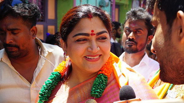 Tamil Nadu Polls: BJP releases candidates list, Khushbu to contest from Thousand Lights