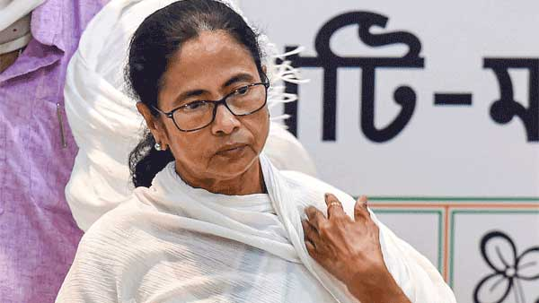 Chose to fight anti-Bengal forces in Nandigram as mark of respect to martyrs: Mamata Banerjee