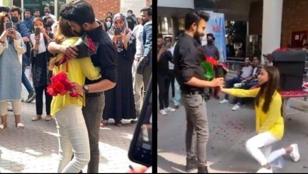 Gross misconduct: Pakistan university expels students for hugging on campus, proposal video goes viral