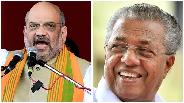 Kerala fed up with LDF, UDF, sees BJP as alternative: Amit Shah