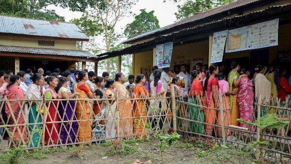Assam Assembly elections 2021: Hojai district sees highest turnout of 33.29% till 11.42 am