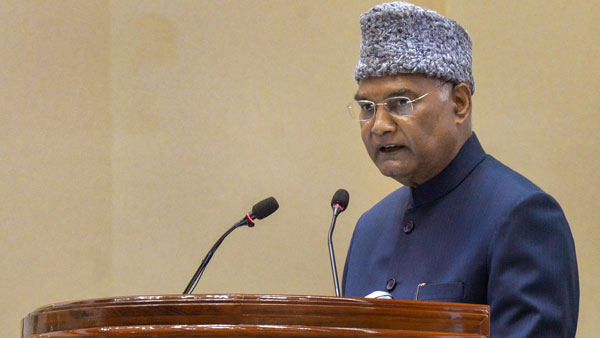 Popularity of Ayush helped improve financial condition of farmers, forest-dwellers: Kovind