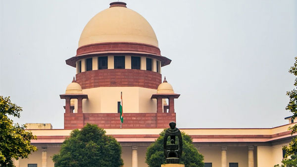 Not seditious to have different views from government: Supreme Court