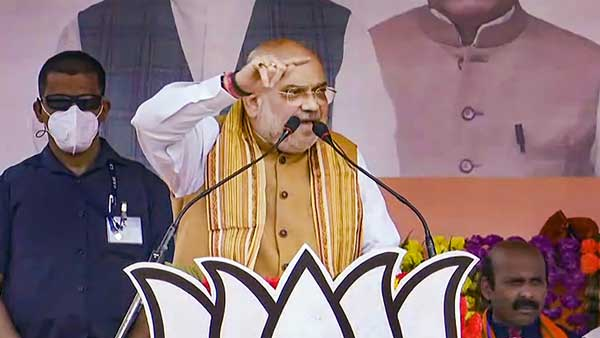 EC imposes ban on rallies by Amit Shah: