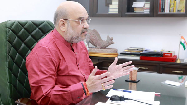 Centre to increase pace of COVID-19 vaccination in July-August: Union Home Minister Amit Shah