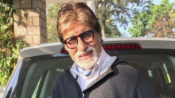 Amitabh Bachchan gets vaccine against COVID-19