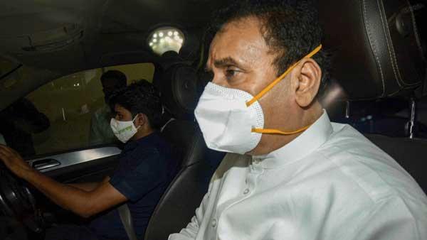 CBI files FIR against former Maharashtra Home Minister Anil Deshmukh in corruption case