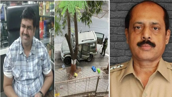 Antilla bomb scare: NIA close to cracking motive, names Hiran as co-conspirator