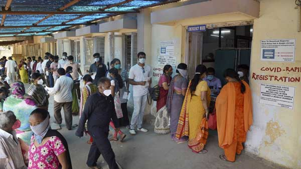 COVID-19 Update: Daily cases rise from 20,000 to one lakh in just 25 days