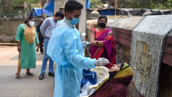 India reports new record of 3,46,786 COVID-19 positive cases, 2,624 deaths in last 24 hours
