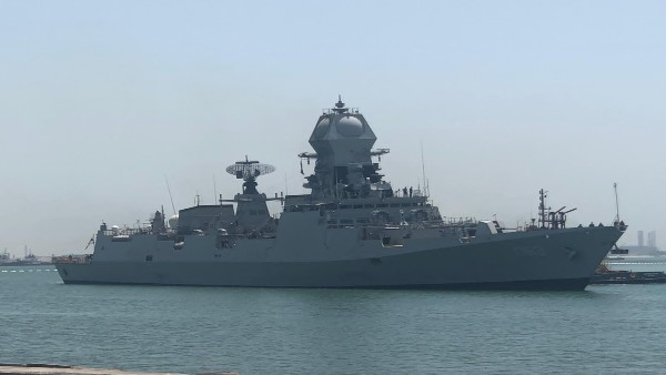 COVID-19: Indian Navy deploys warships to bring medical oxygen from abroad