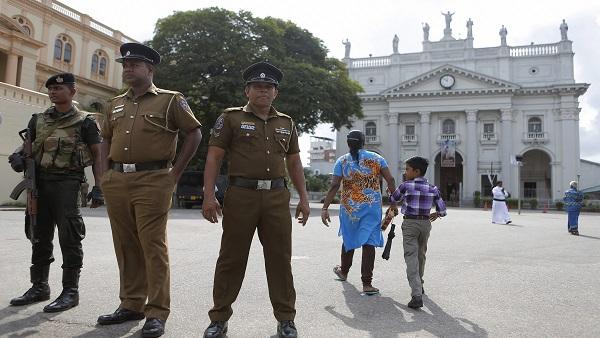 Former Sri Lankan minister arrested for aiding bombers responsible for Easter Sunday attacks