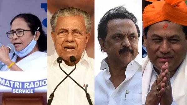 Elections exit polls 2021: TMC in Bengal, DMK to win TN, BJP retains Assam, LDF sweep in Kerala
