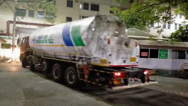 After SOS, Delhi's Sir Ganga Ram Hospital gets 5 tonnes of oxygen
