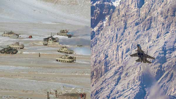 As India-China stalemate continues, top IAF officers grouping to be held this week