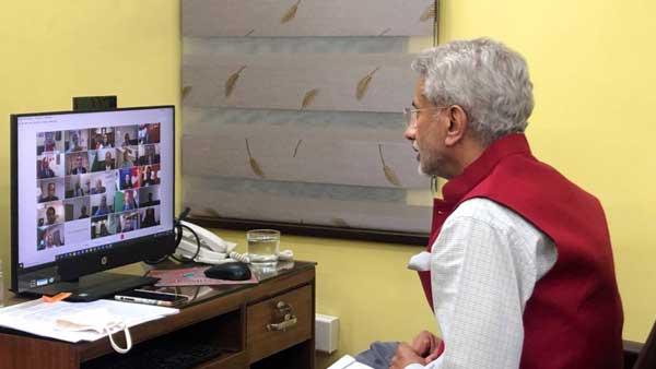 EAM Jaishankar says Quad fills a crucial gap
