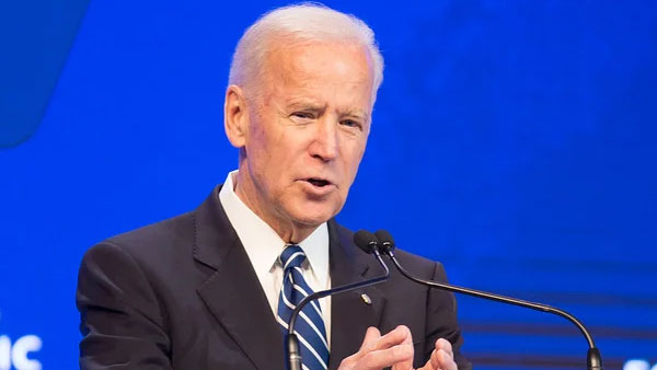 Heart-broken says Joe Biden after Capitol attack