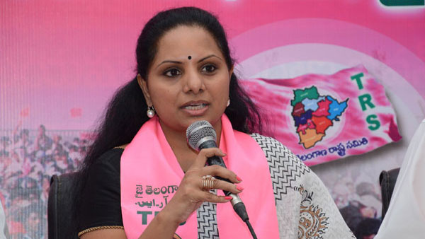 TRS' K Kavitha sets up helpline for COVID-19 affected in Telangana