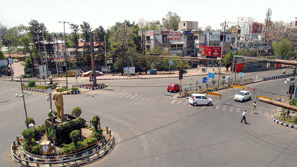 MP govt imposes lockdown in all urban areas from Friday