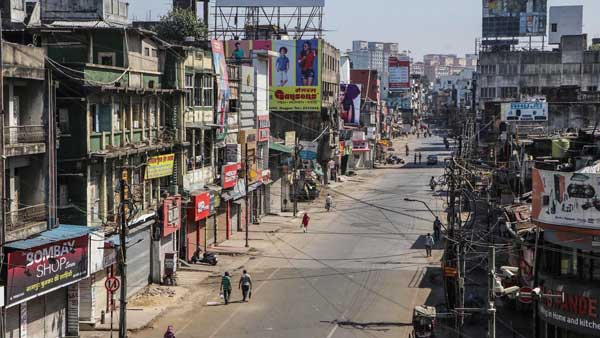 Madhya Pradesh: Corona curfew extended in Bhopal till Apr 26