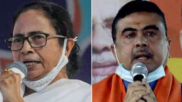 Nandigram exit poll 2021: Will Adhikari stun Mamata Banerjee