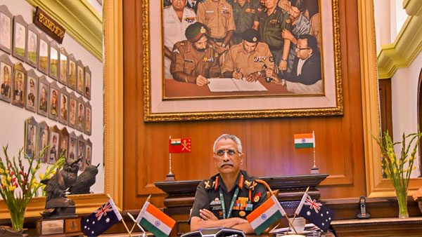 On India-China border row, Army Chief says legacy issues to be resolved through mutual consent