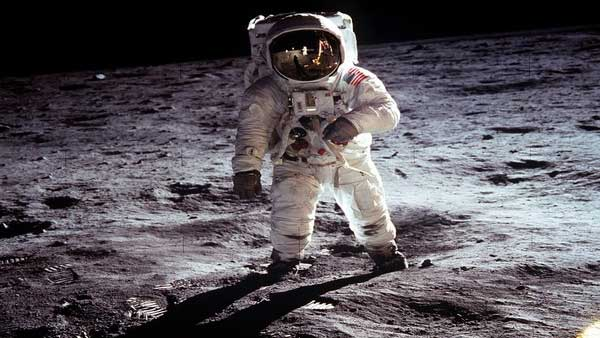 First person of colour to be landed on Moon by NASA