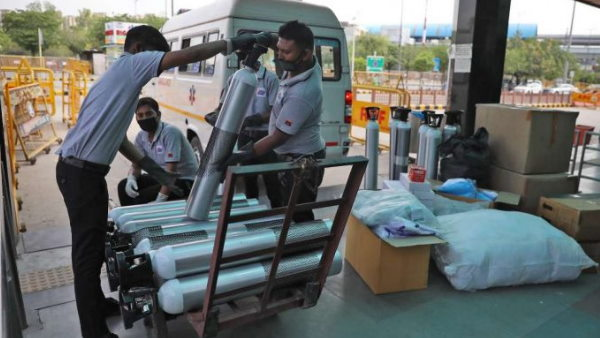 COVID-19: Govt bans supply of oxygen to industries to meet demand from patients
